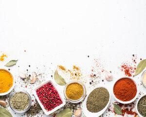 Especias y condimentos