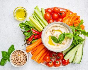 Productos veganos y vegetarianos